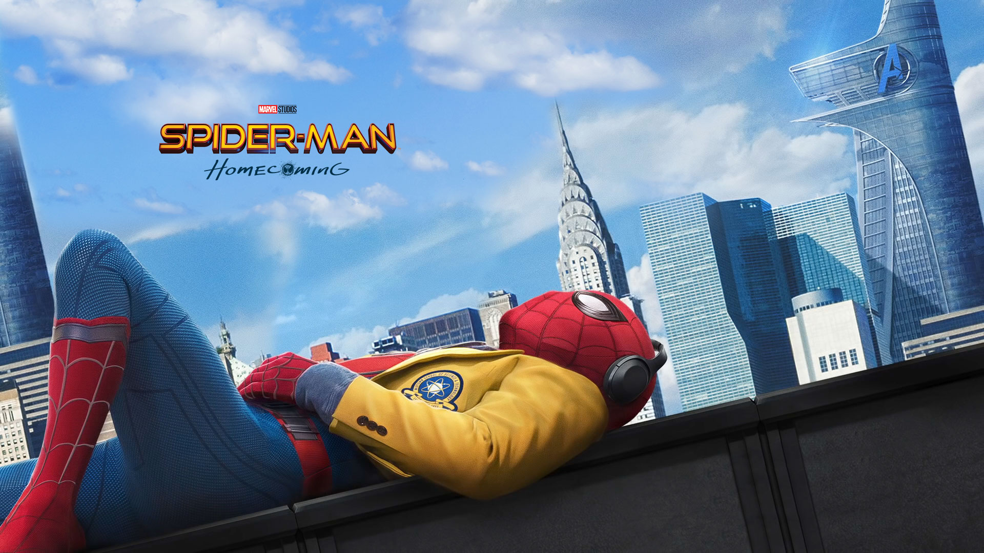 Spider Man Homecoming Wallpaper 3   1920 X 1080 stmednet 1920x1080