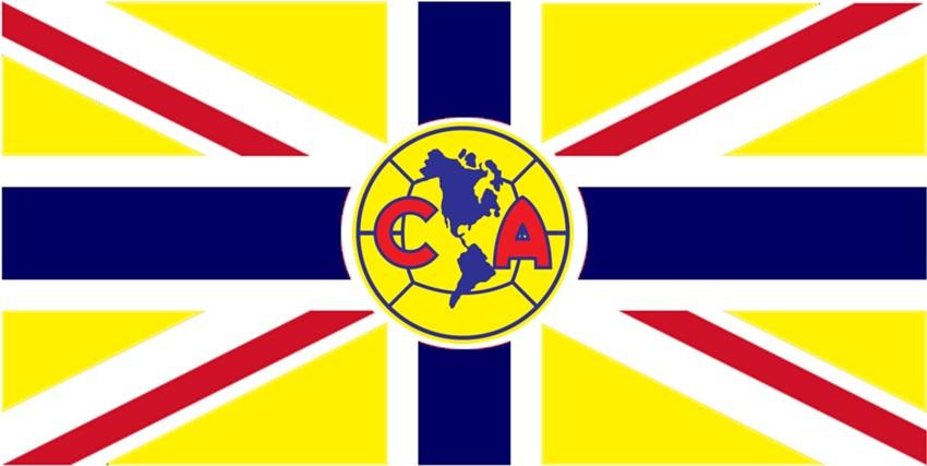 CLUB AMERICA FLAG by AJcosmo 850x427