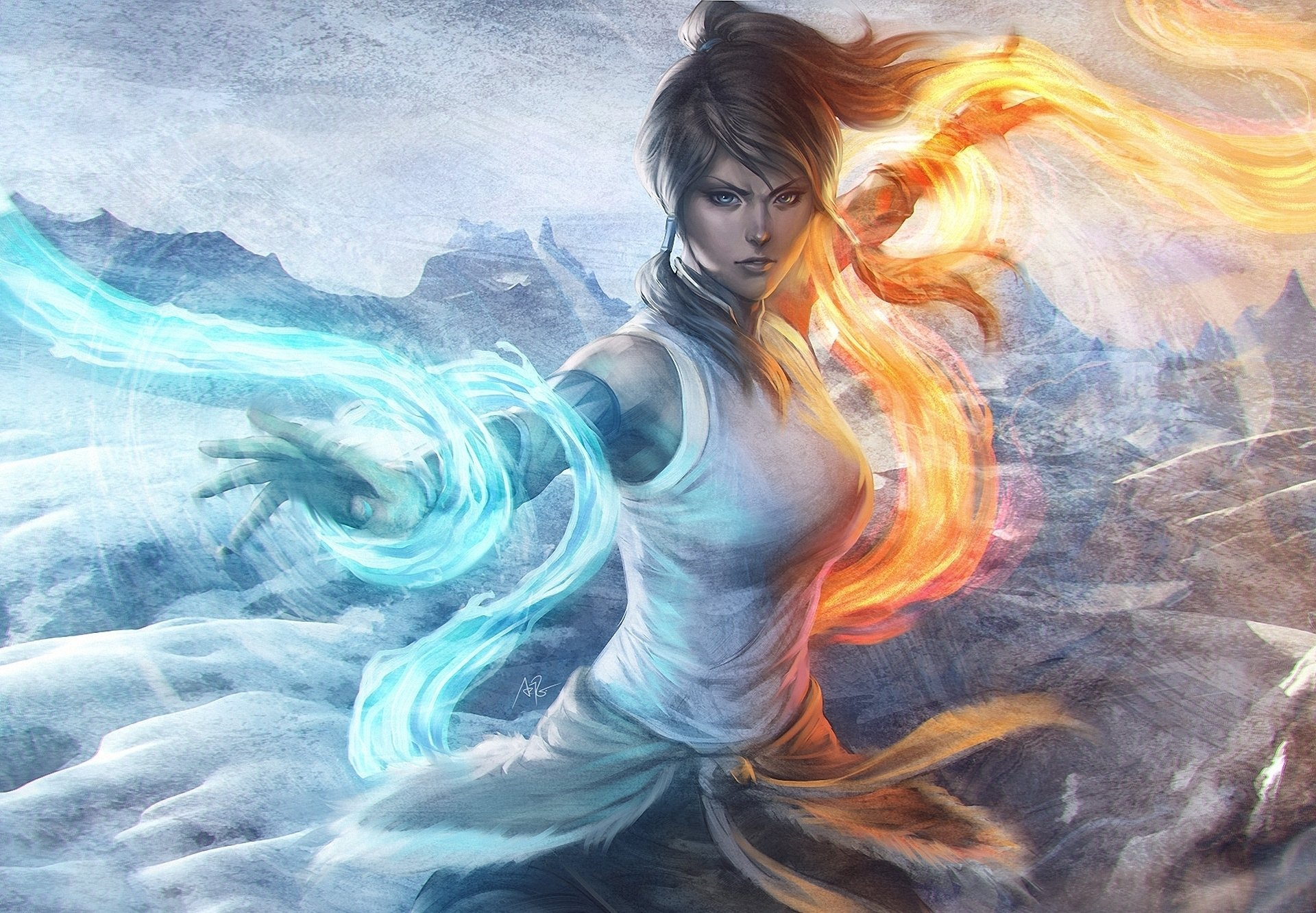 115 Avatar The Legend Of Korra HD Wallpapers Background Images 1920x1333
