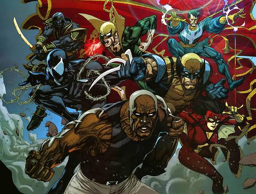 Luke Cage Wallpapers Superhero Wallpapers 500x379