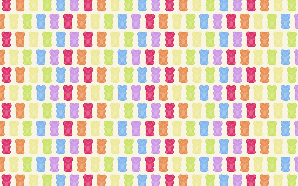 cute gummy bear wallpaper wallpapersafari