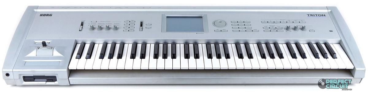 Yamaha Triton Le Keyboards