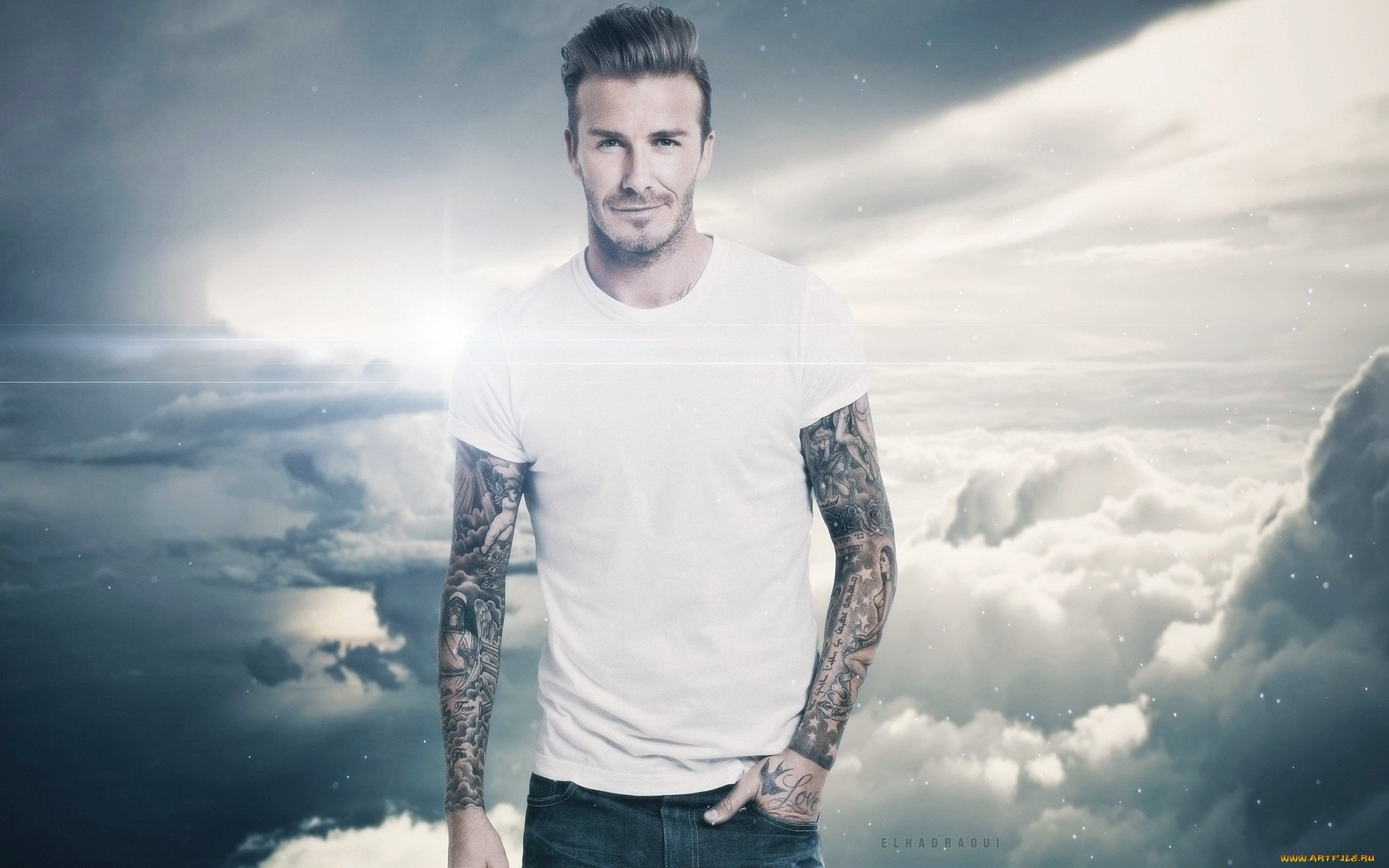 Download David Beckham Wallpapers To Your Cell Phone David 1920x1200