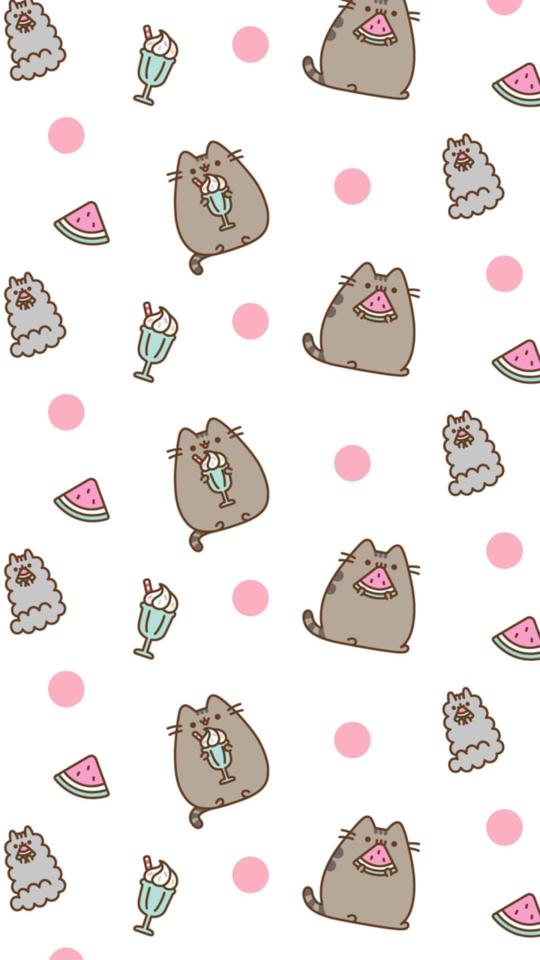 pusheen wallpapers Tumblr 540x960