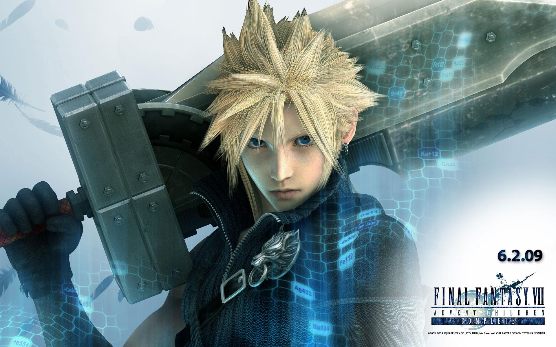 Final Fantasy VII 1920x1200
