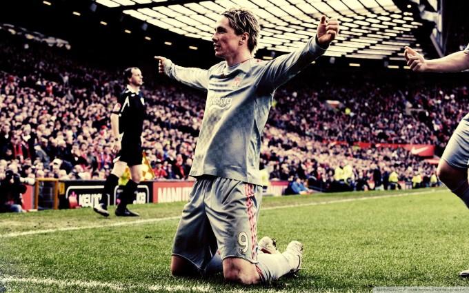 Fernando Torres Liverpool Wallpaper DESKTOP BACKGROUNDS Best 680x425