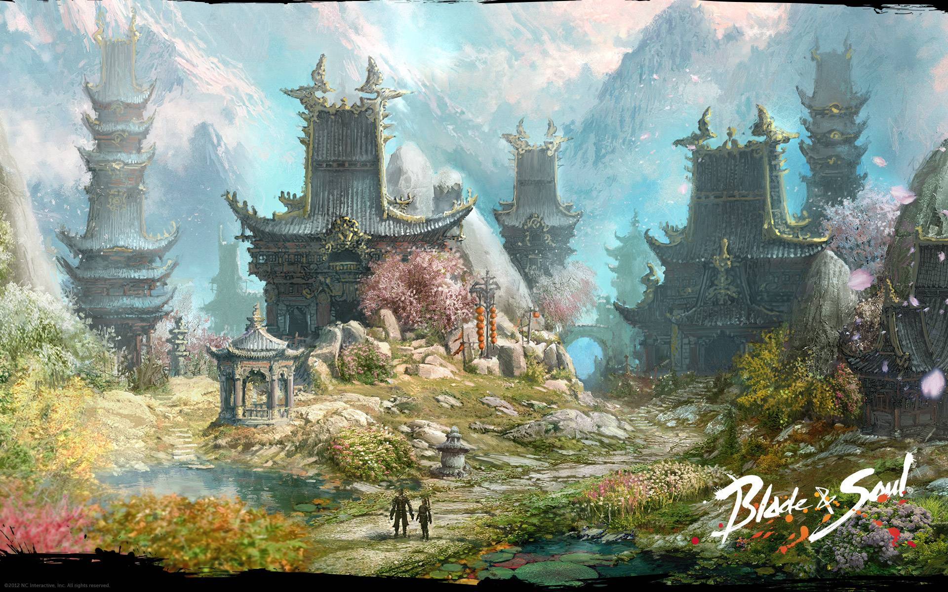 48+] Blade and Soul Wallpapers HD on WallpaperSafari