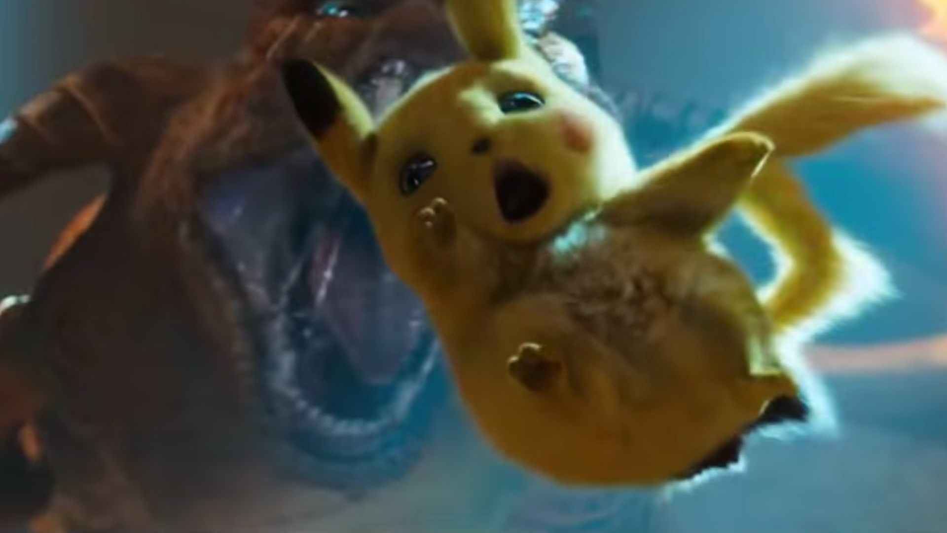 Free Download The Detective Pikachu Trailer Has Been Fantastically