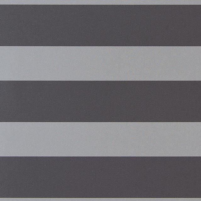 Horizontal Stripe Wallpaper Brown Swatch   Contemporary   Wallpaper 640x640