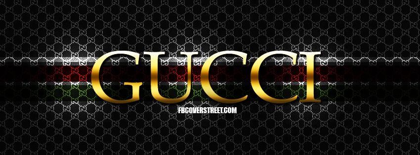 Gucci Wallpaper 850x315
