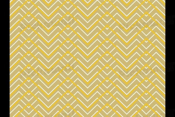 Yellow Chevron Wallpaper Removable Wallpaper for sale in Richmond 700x467