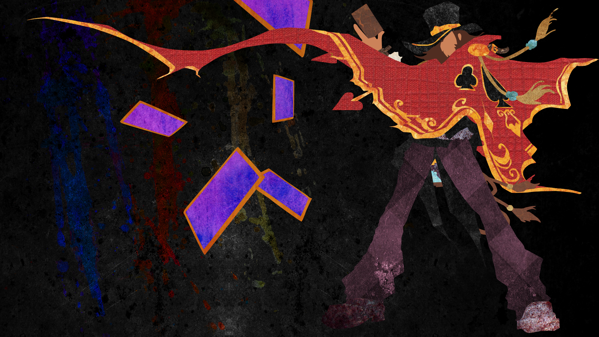 Twisted Fate Background 1920x1080