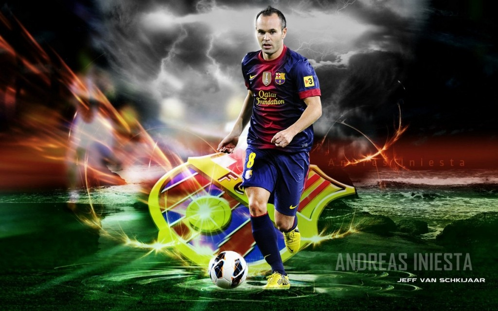 <b>Andres Iniesta Hd Wallpapers</b> | A Blog All Type Sports