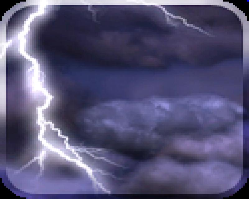 Thunderstorm Live Wallpaper indir Thunderstorm Live Wallpaper 800x640