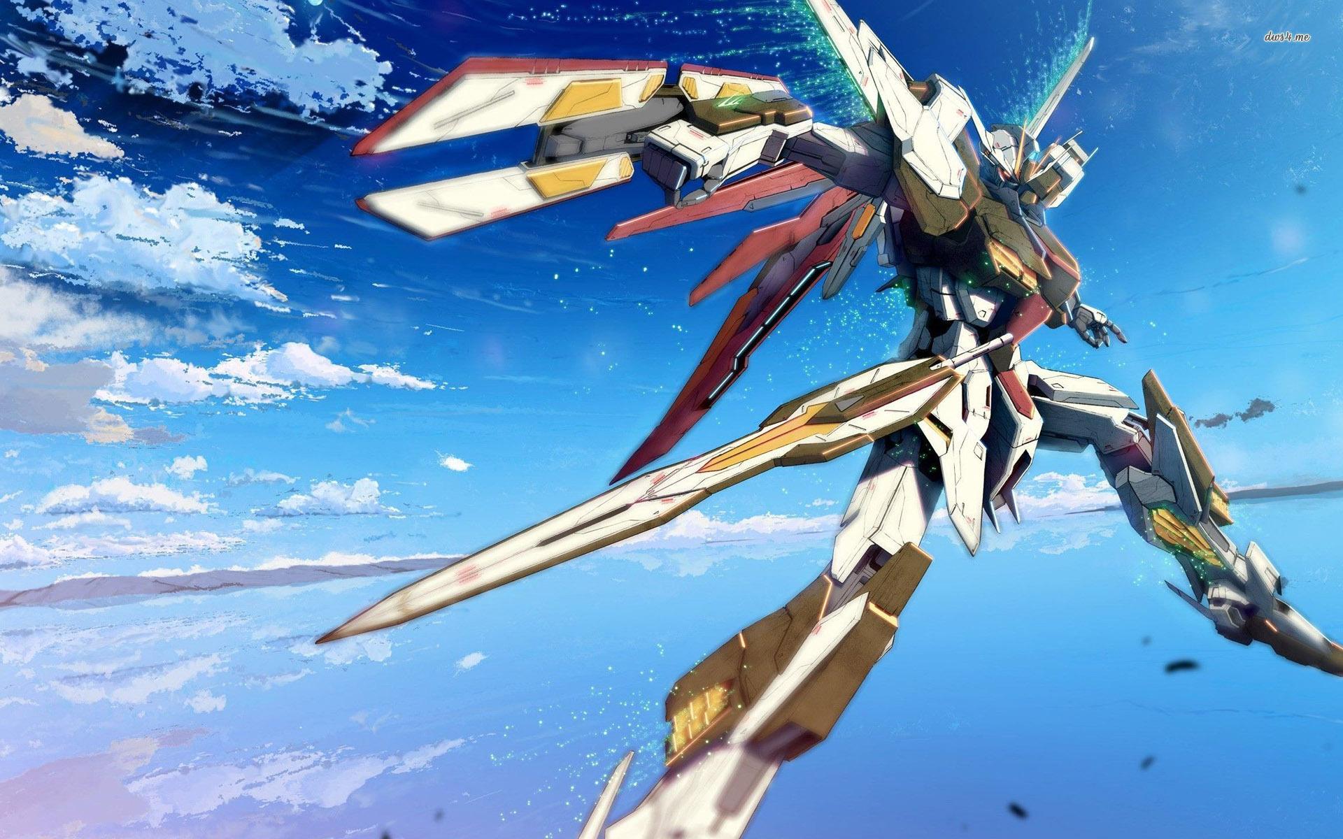 Mobile Suit Gundam Wallpaper 1920x1200