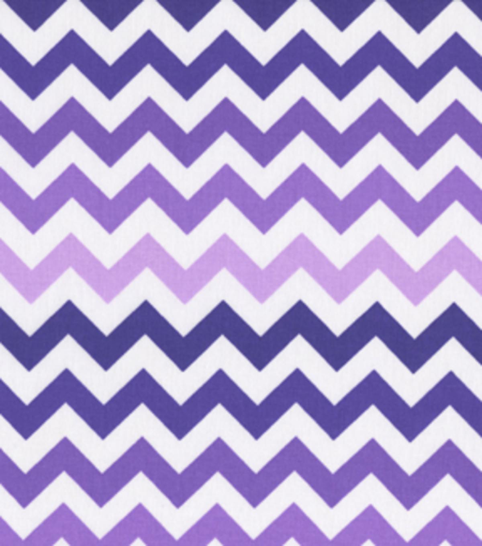 Purple Ombre Chevron Fabric 1200x1358