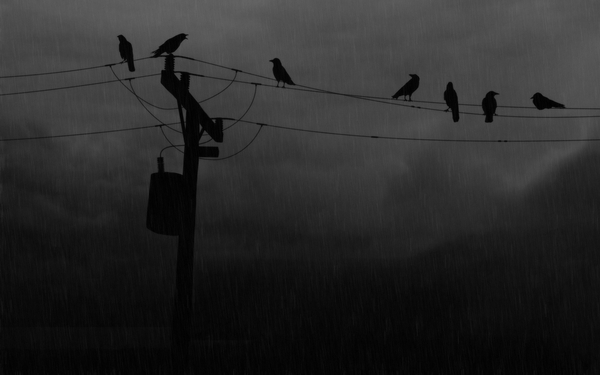 black and whitesad black and white sad gloom 1680x1050 wallpaper 600x375