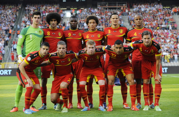 The rise of the Belgian national football team 594x390