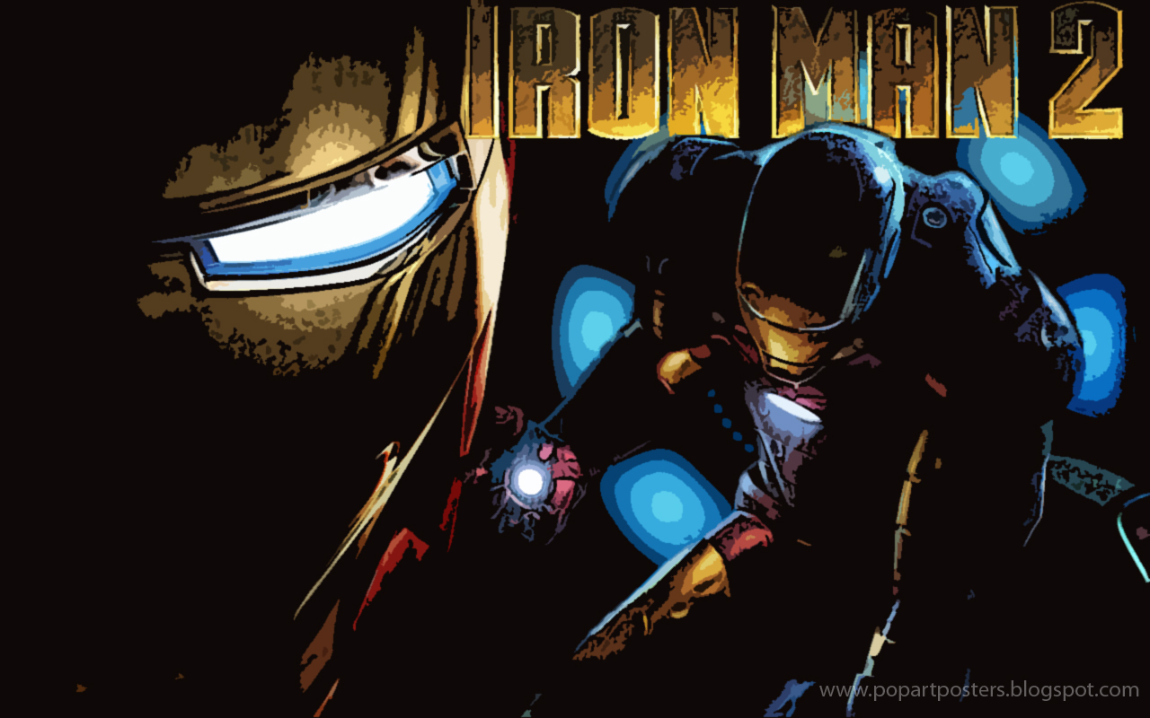 FREE Wallpaper   Iron Man Version 2 1280x800