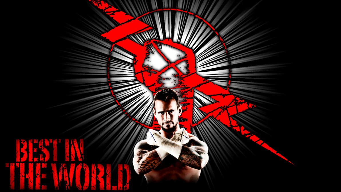 CM Punk The Best In The World Wallpaper by kingtlv 1192x670