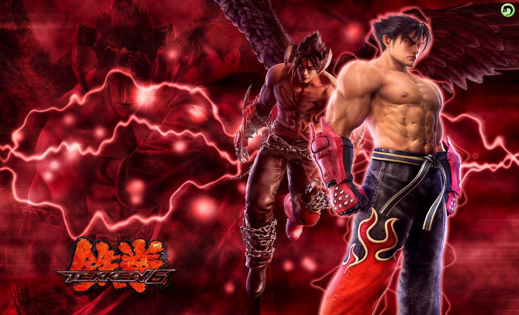 Tekken Devil Jin Wallpaper 1024x622