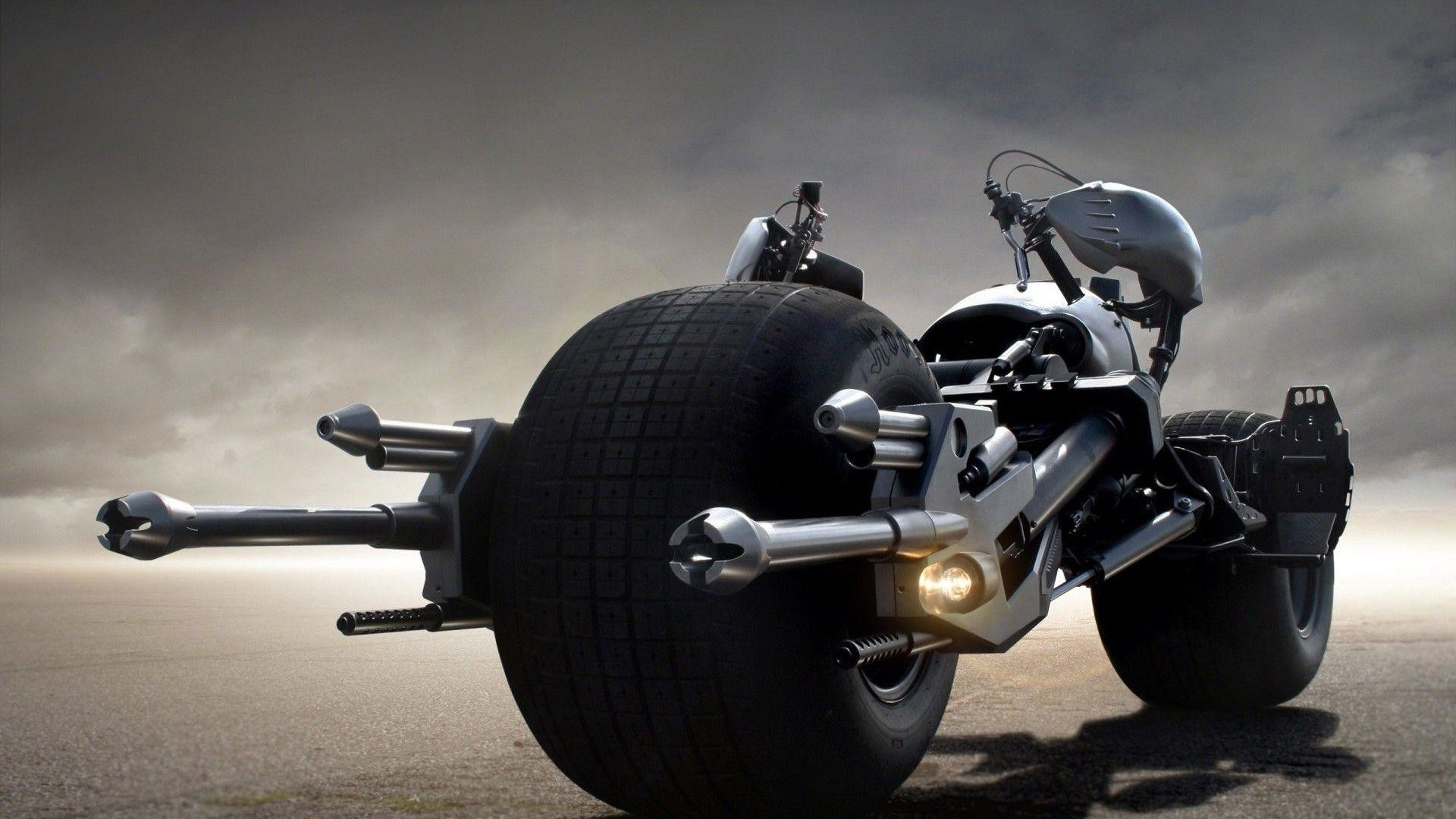 HD Wallpaper Of Batmans Batpod PaperPull 1920x1080