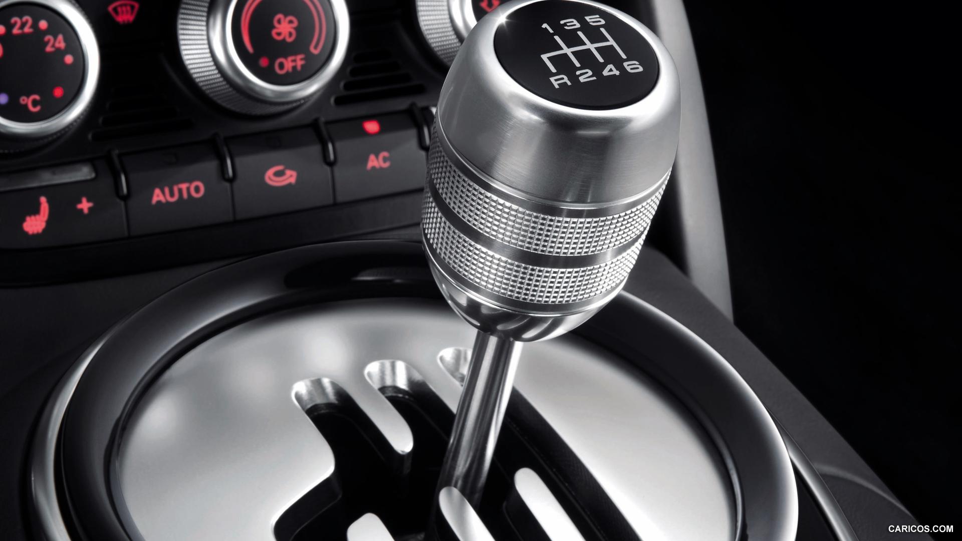 2013 Audi R8 Stick Shift HD Wallpaper 18 1920x1080