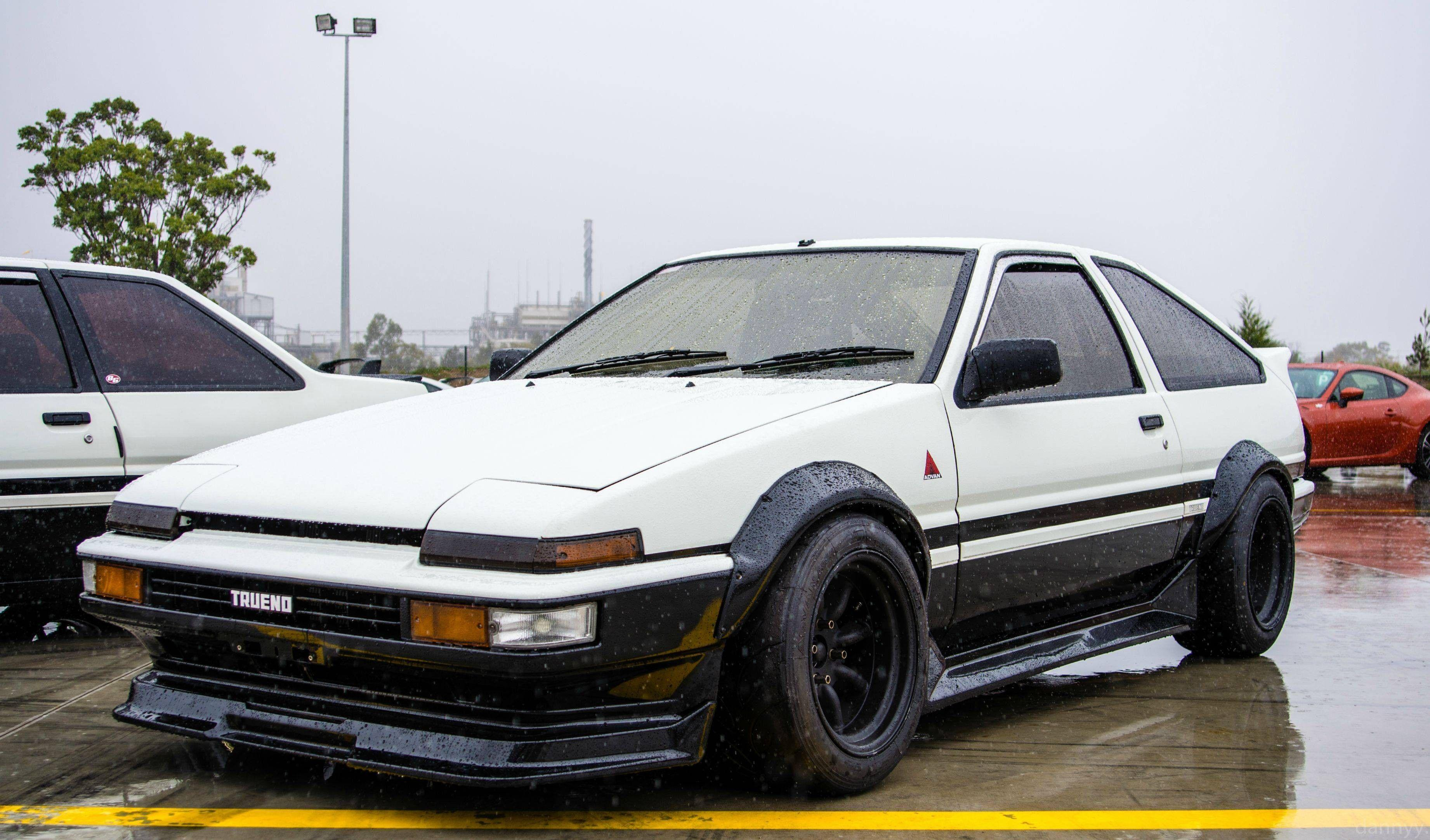 Toyota AE86 Wallpapers   Top Toyota AE86 Backgrounds 3684x2165
