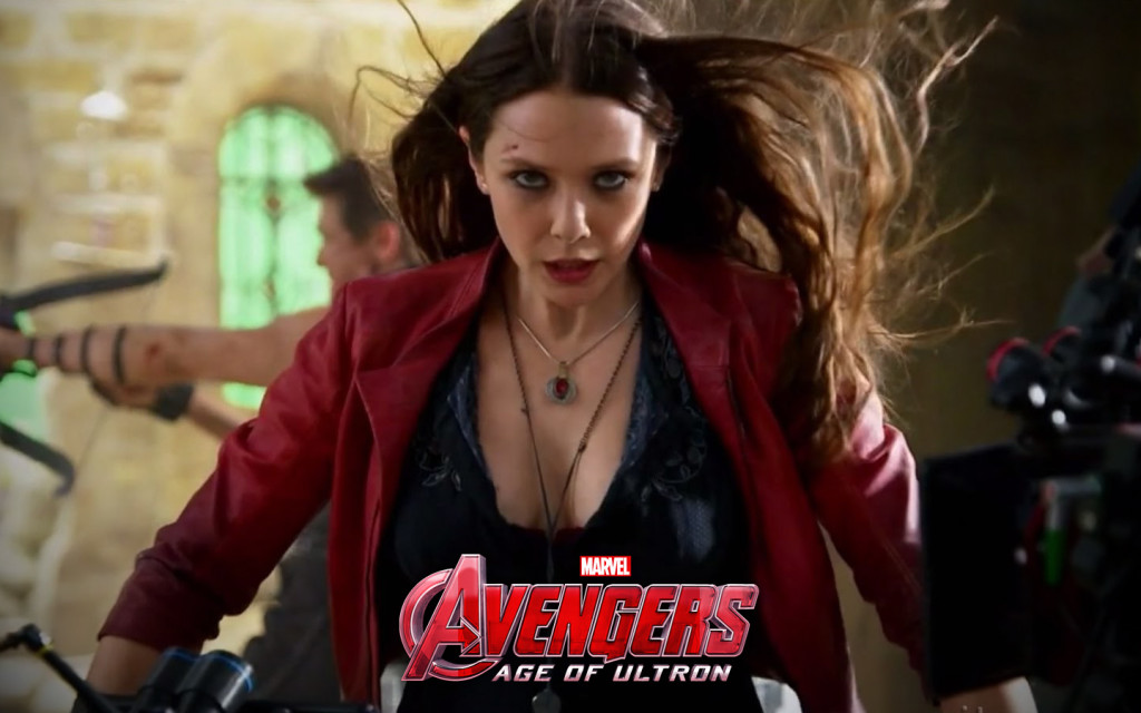 age of ultron scarlet witch wanda maximoff elizabeth olsen wallpaper 1024x640