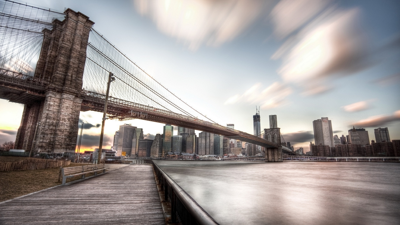 Download Brooklyn Bridge wallpaper