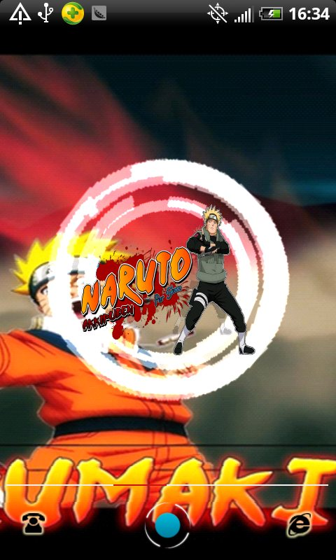 Naruto Wallpaper Games Naruto Wallpapers 480x800