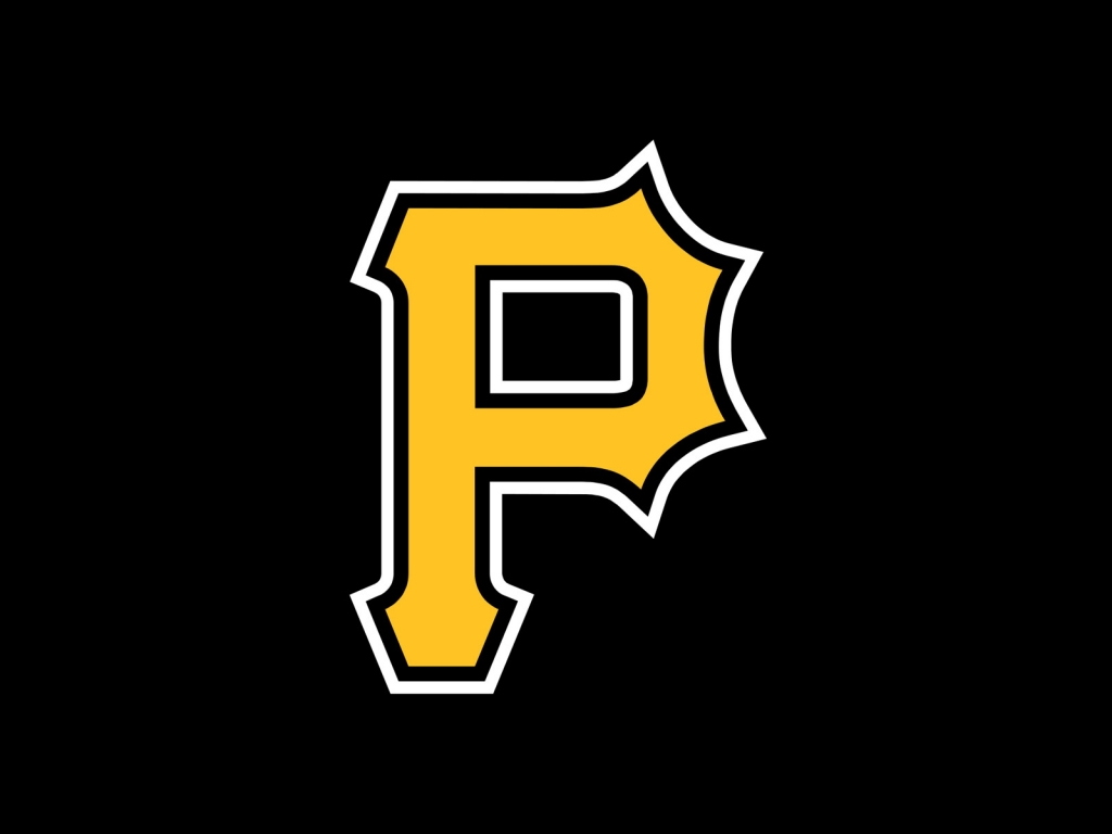 Pittsburgh Pirates Logo HD Desktop Wallpaper Background download 1024x768