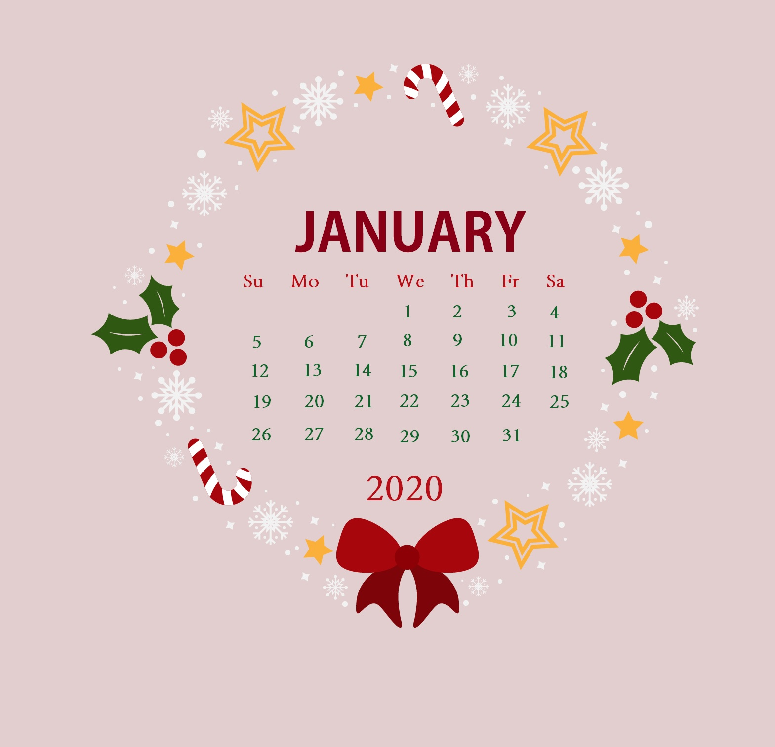 iPhone January 2020 Wallpaper Calendar Latest Calendar 1569x1513