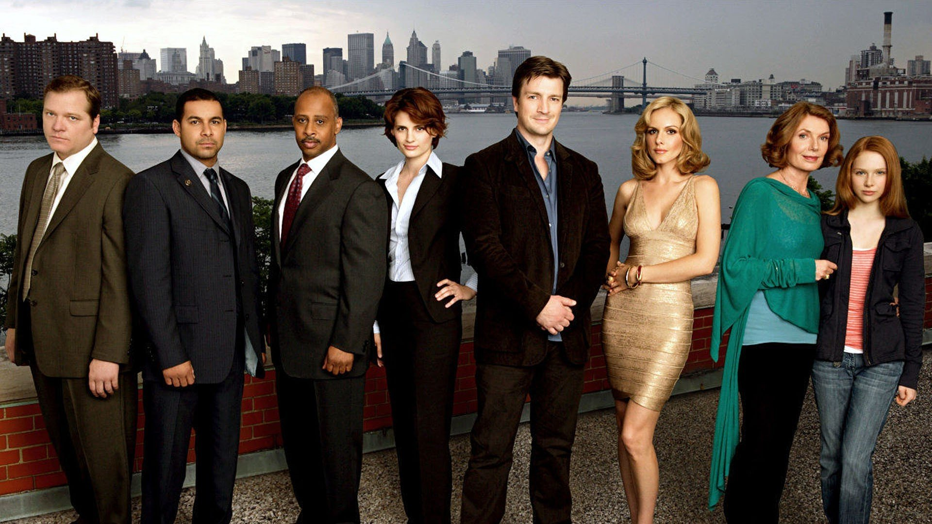 Image result for castle tv show