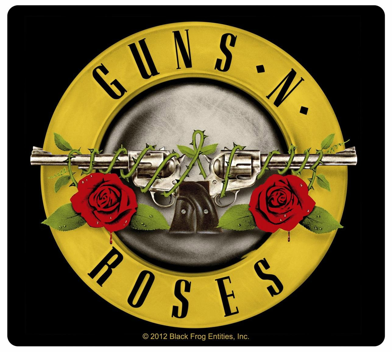 Free Download Guns N Roses Logo Dont Cry Guns N Roses By