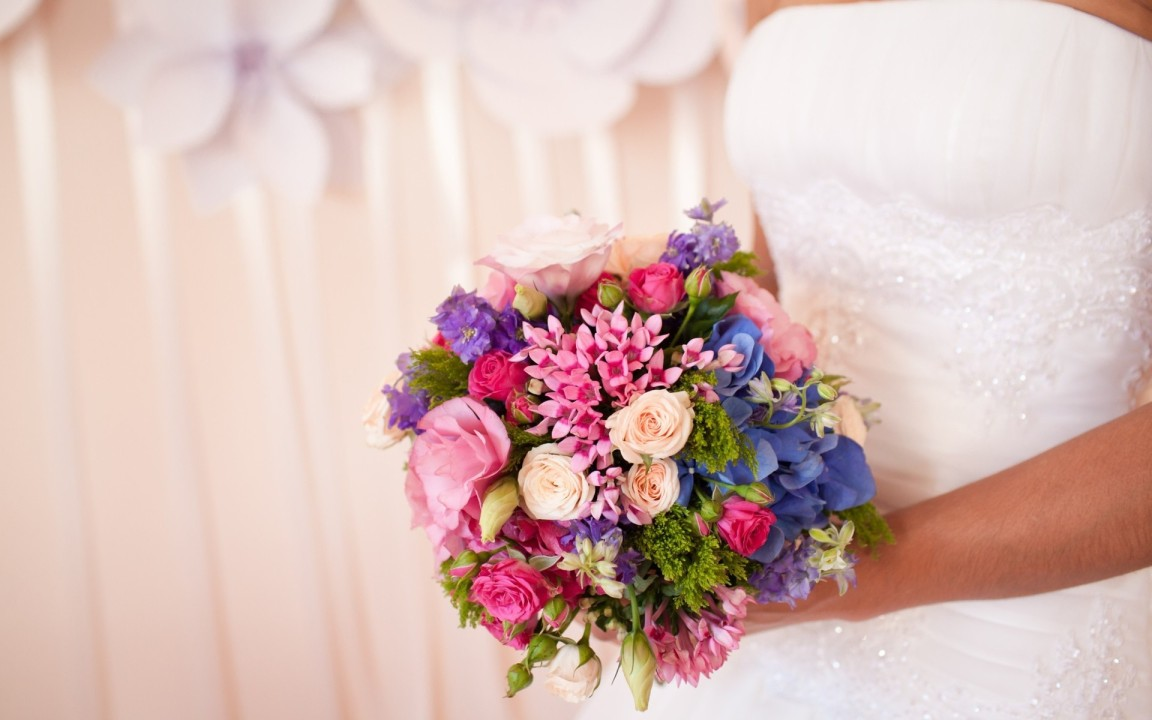 Wedding Day wallpaper 1152x720