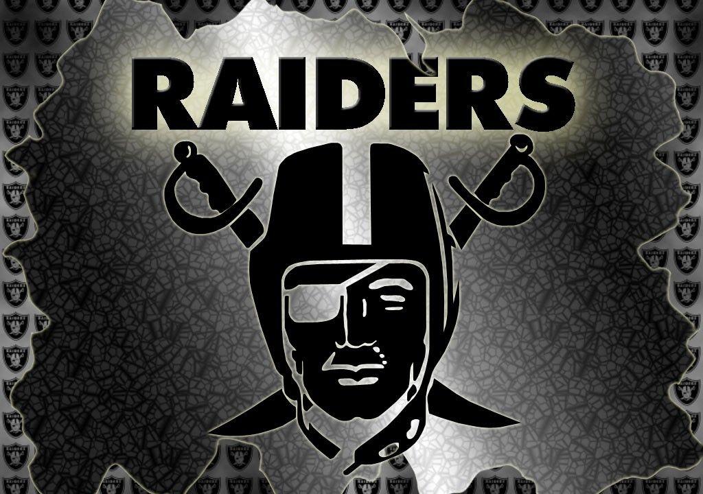 Oakland Raiders Logo Wallpapers 1024x720