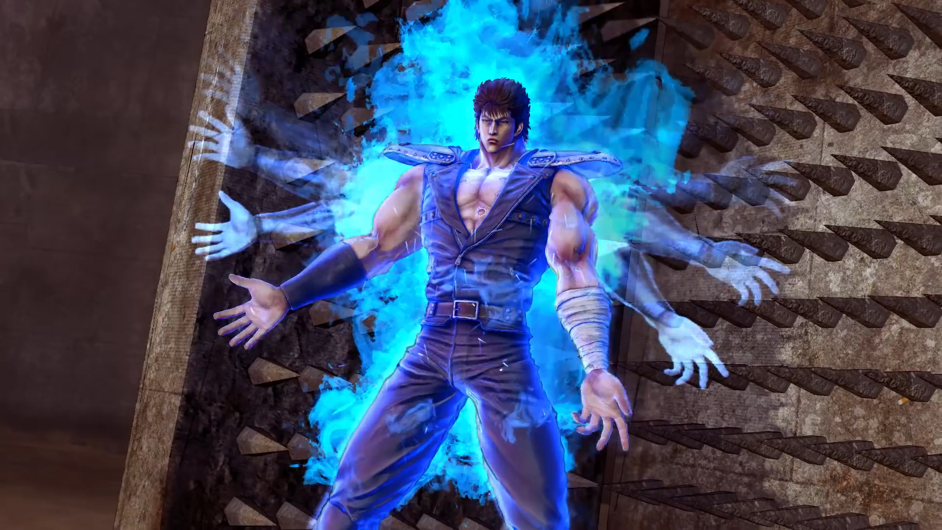 Fist of the North Star Lost Paradise OnRPG 1920x1080