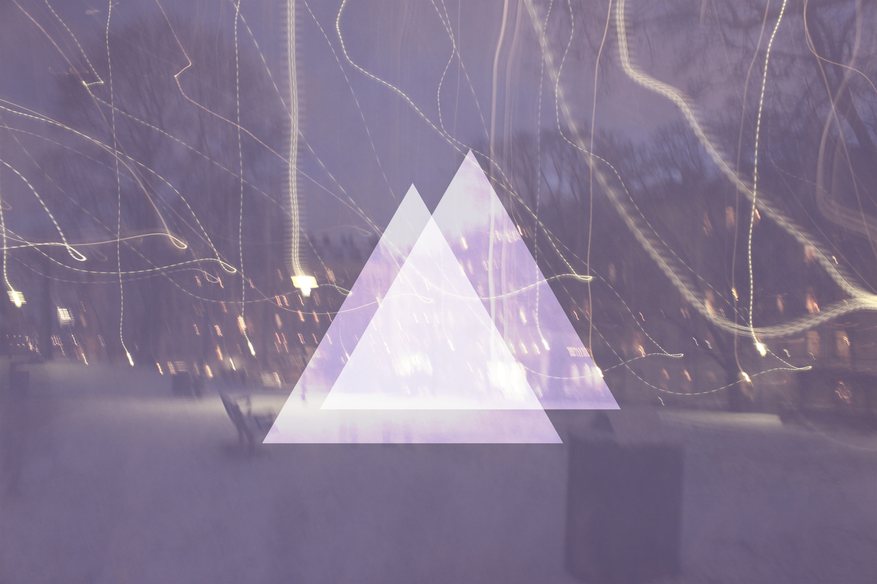 wallpaper hipster triangle 1280x853