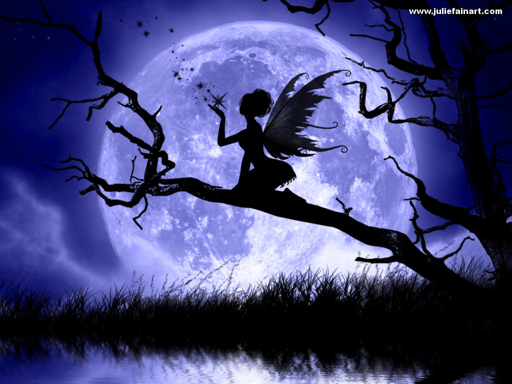 Fairies images Moonlight Fairy wallpaper photos 17284585 1024x768