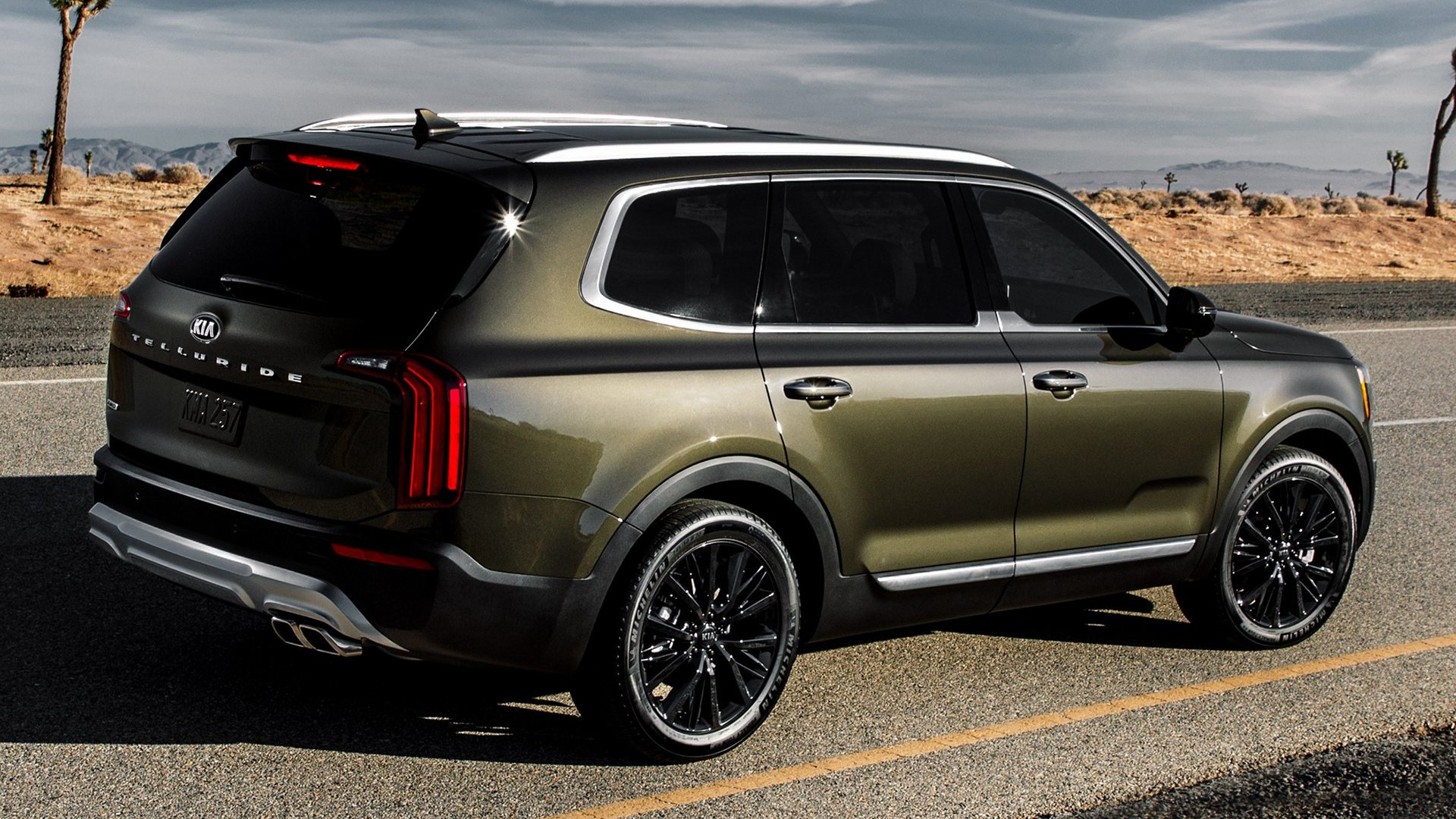 2020 Kia Telluride   Wallpapers and HD Images Car Pixel 1920x1080