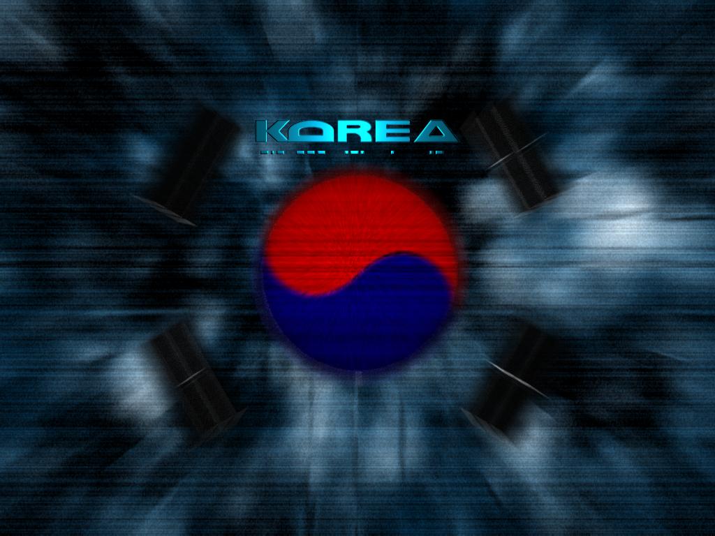 1024x768px Korean Flag Wallpaper Wallpapersafari
