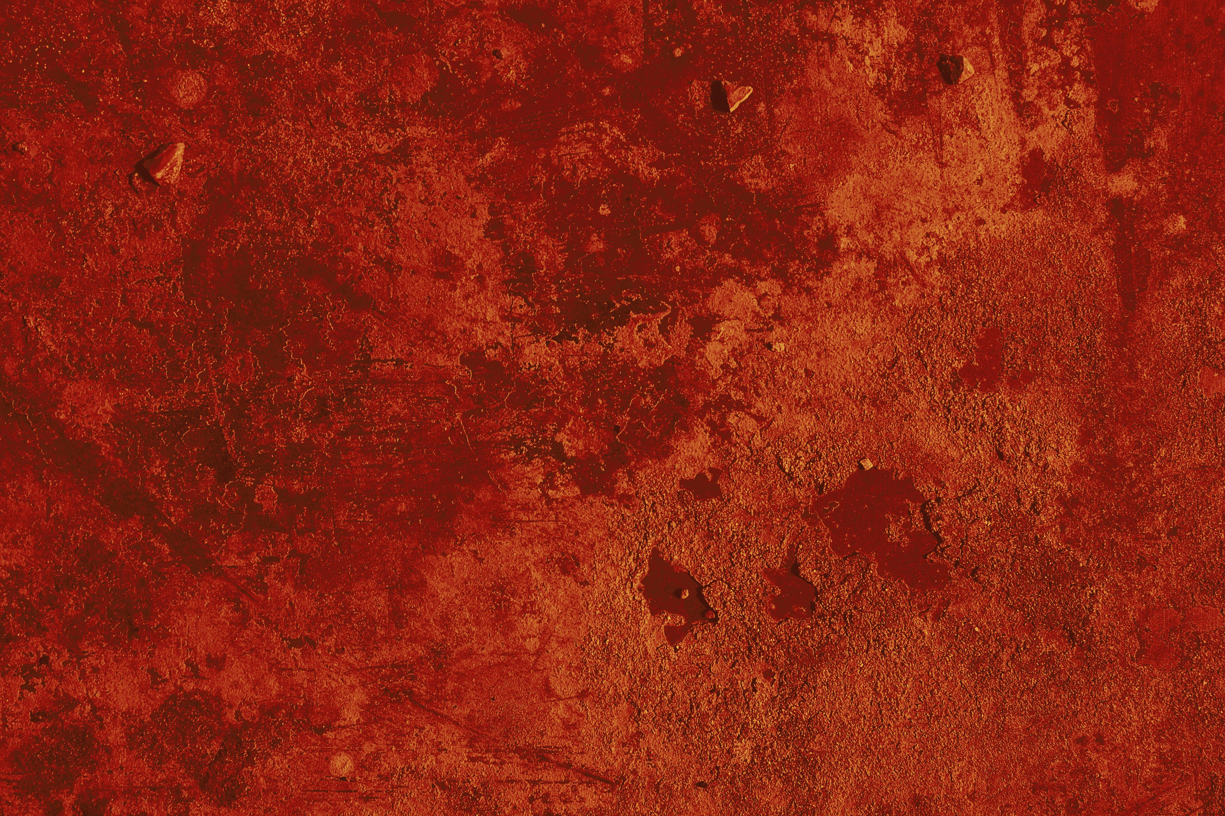 12 Red Grunge Textures 4800x3200