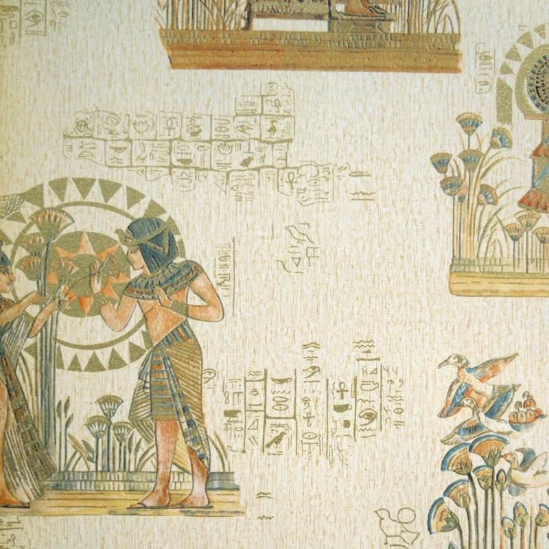 Egyptian wallpaper for home wallpapersafari for 3d wallpaper for home egypt