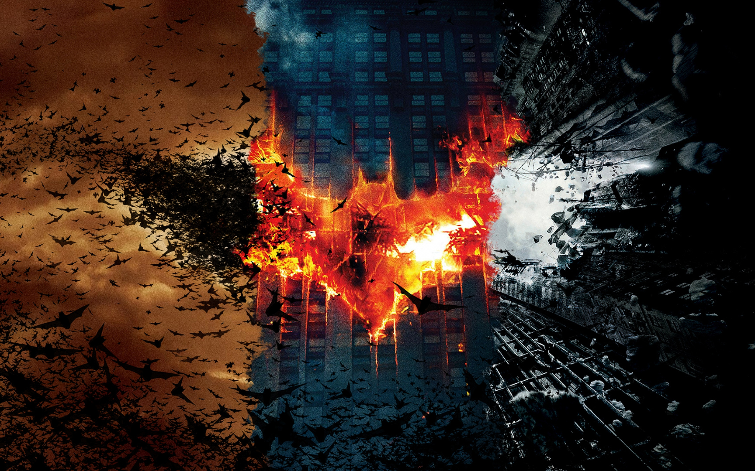 Batman Dark Knight Trilogy Wallpapers HD Wallpapers 2560x1600