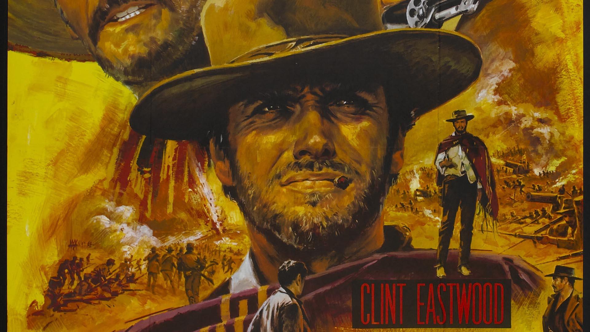 Classic movie background