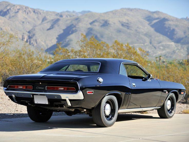 1971 Dodge Challenger R T 426 425HP Street Hemi JS23 muscle classic 736x552