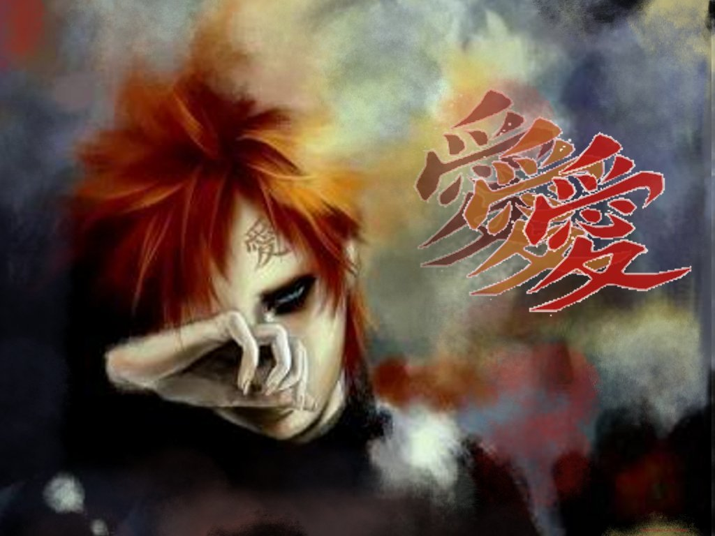 Gaara   Gaara of Suna Wallpaper 27045200 1024x768