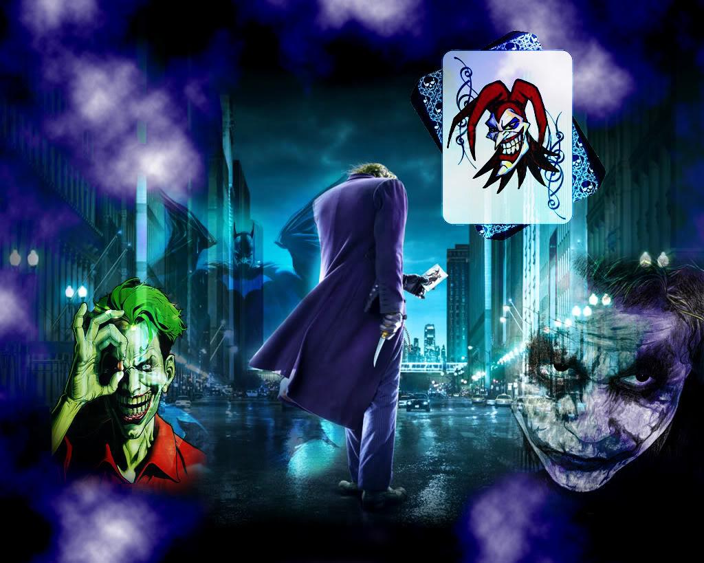 Joker desktop wallpaper wallpapersafari for Desktop joker