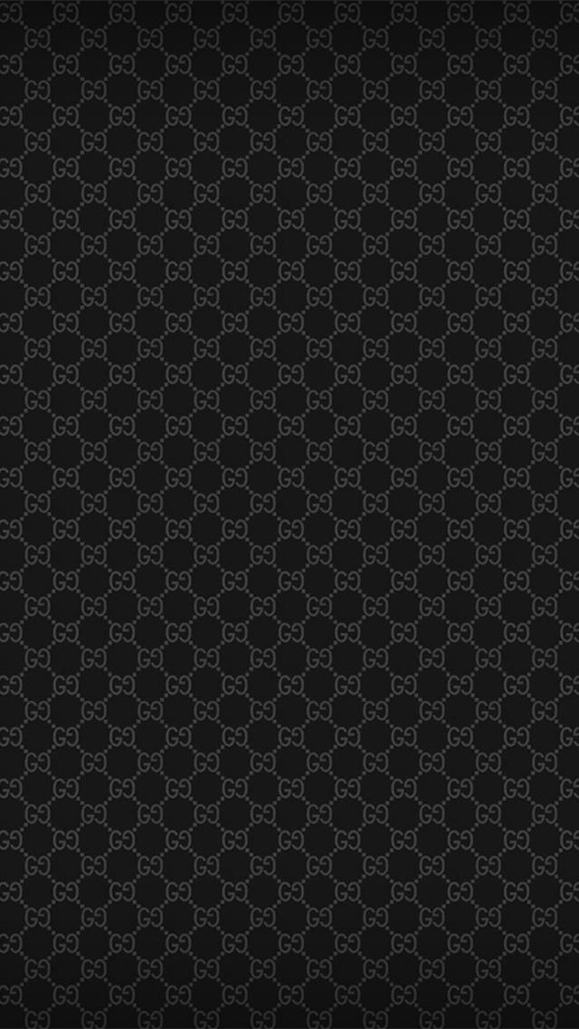 Black Gucci Wallpaper iphone iPhone5 Wallpaper Gallery 640x1136